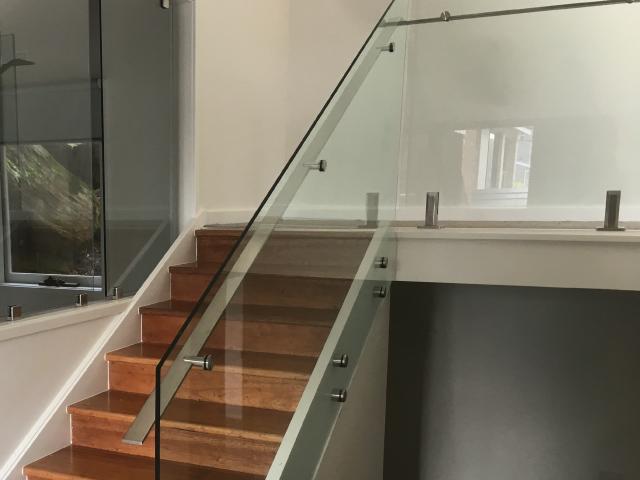 Frameless Glass Balcony Railings Glass With Class